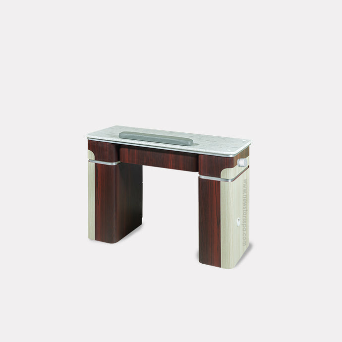 I Nail Table w/Pipe - 39 1/4