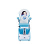 IQ Mini - Blue/White & Blue Sink with Elsa Chair - New Star Spa & Furniture