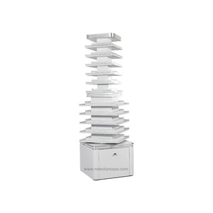 V-Powder Rack Stand - New Star Spa & Furniture
