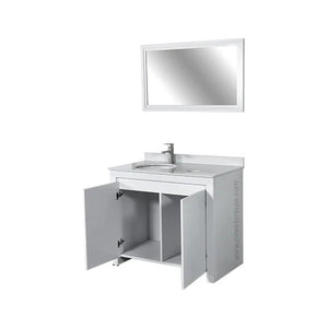 "SW Single Sink 40"" - New Star Spa & Furniture"