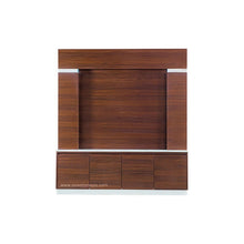 "Load image into Gallery viewer, ""IT"" Back Wall w/Polish Rack - New Star Spa & Furniture"