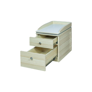"I Pedicart C - 14 1/4"" (517) - New Star Spa & Furniture"