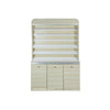 I Powder Rack With Powder Cabinet (517) - New Star Spa & Furniture