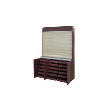 "Load image into Gallery viewer, I Powder Rack With Powder Cabinet - 48"" (90) - New Star Spa & Furniture"