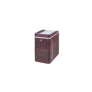 "I Pedicart A With Built-In Trash Can - 13"" (90) - New Star Spa & Furniture"