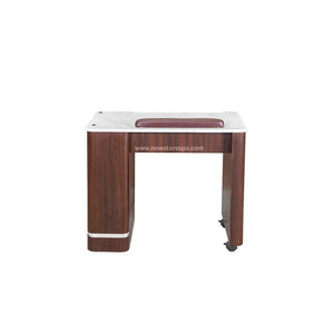 "YC Nail Table 34 1/2"" - New Star Spa & Furniture"