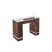 "Load image into Gallery viewer, YC Nail Table 41"" With Fan - New Star Spa & Furniture"