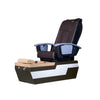 NS298 - 338/LK055 Tub & Cappuccino Sink with Massage Chair 699D - New Star Spa & Furniture