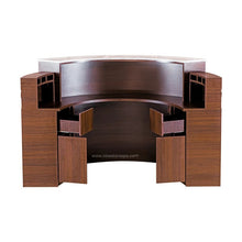"Load image into Gallery viewer, ""C"" Reception w/LED Light - New Star Spa & Furniture"