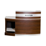 """LK"" Reception w/LED Light - New Star Spa & Furniture"
