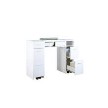 Load image into Gallery viewer, SW Nail Table with Vent 42""