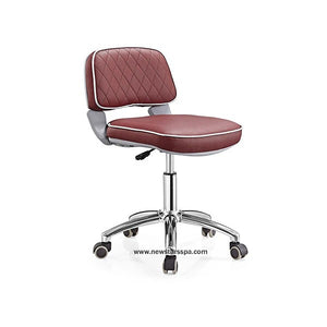 Technician Chair T006 With Trim Line & Diamond Shape - New Star Spa & Furniture