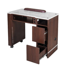 "Load image into Gallery viewer, YC Nail Table 34 1/2"" - New Star Spa & Furniture"