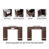 "YC Nail Table 38 3/4"" - New Star Spa & Furniture Corp."