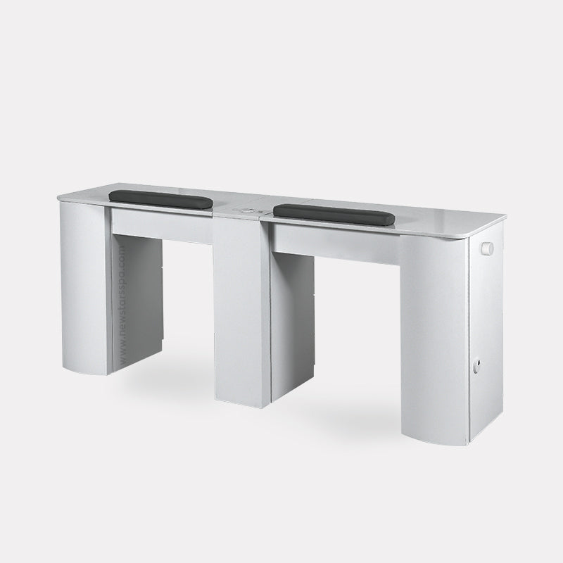 SW Double Nail Table w/Pipe 72