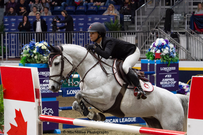 Rider Spotlight: Georgina Bloomberg