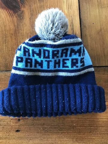 Panorama Panthers Stocking Hat & Mittens