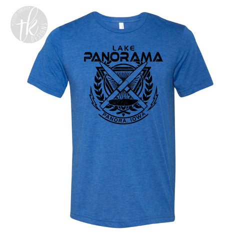 Lake Panorama Skis Tee
