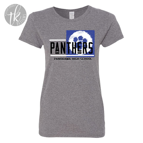 Panora JR Class Fundraiser-Ladies Tee