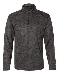 GCH-Badger-Unisex Quarter Zip