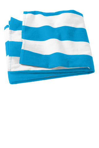 Over-sized Cabana Stripe Beach Towel