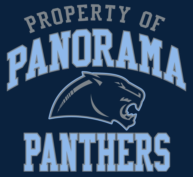 Property of Panorama Panthers--Toddler