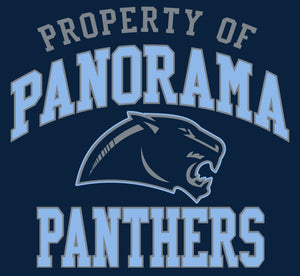Property of Panorama Panthers--Youth
