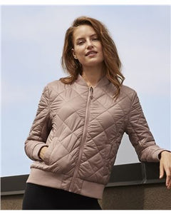 TK591 Bomber Jacket-Ladies Fit