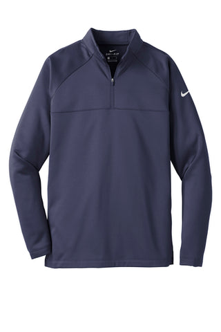 Nike Therma-FIT 1/2-Zip Fleece-Panther Embroidery