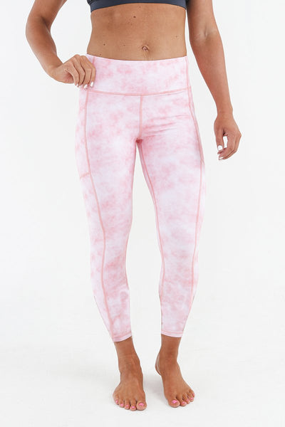 "Cotton Candy Legging 25"" - Ultra Luxe Fabric"