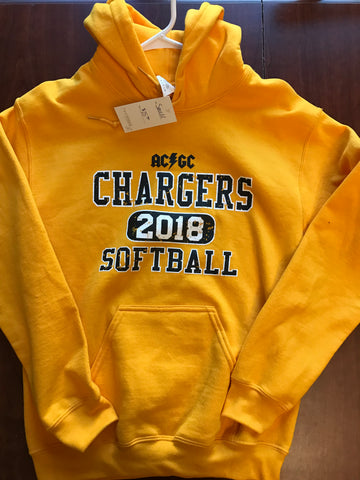 ACGC Chargers Softball 2018