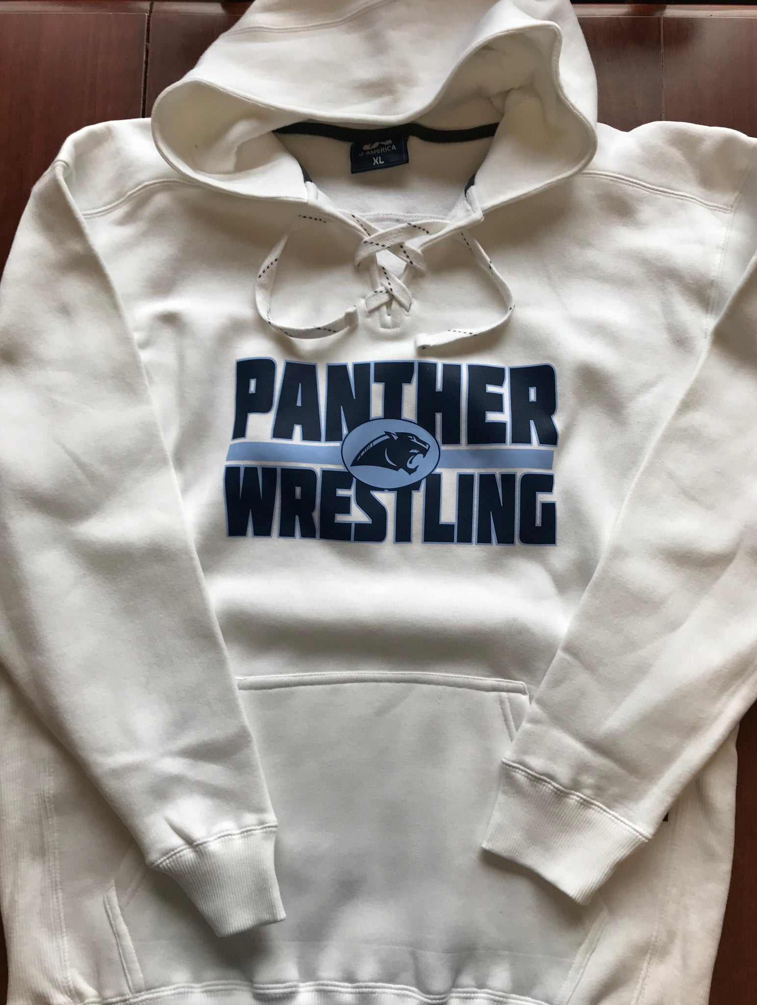 Panorama Panthers Wrestling Lace Up