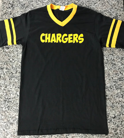 Chargers V-Neck Jersey