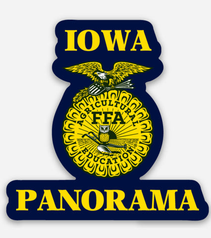 Panora FFA-Sticker