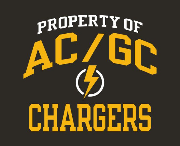 Property of AC/GC Chargers--Adult