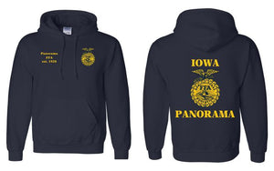 Panora FFA Unisex Hooded Sweatshirt
