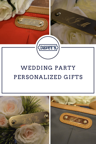 Personalized Wedding Party Gifts