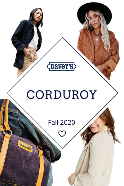 CORDUROY | Fall 2020 Trend