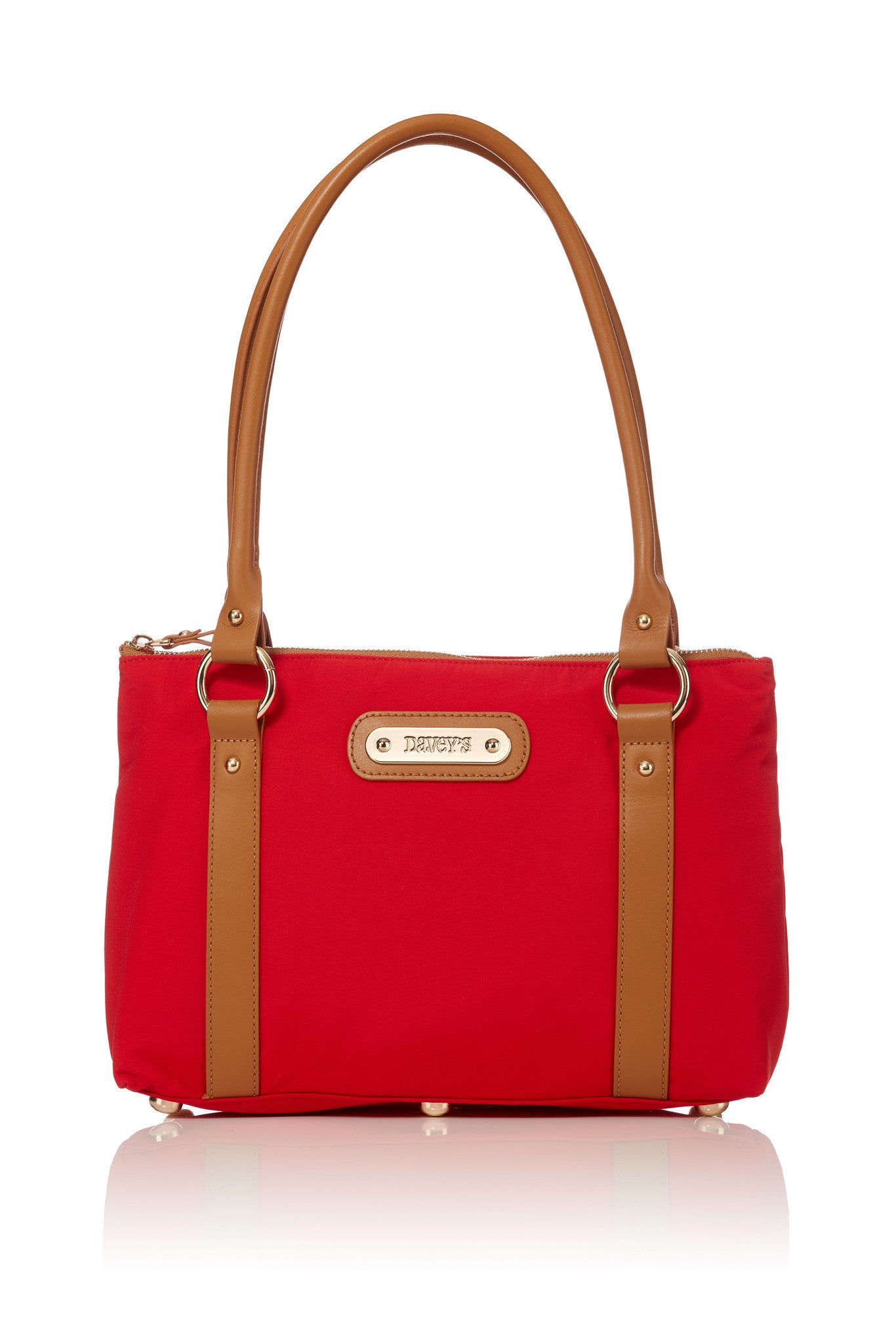 Small Tote - Red