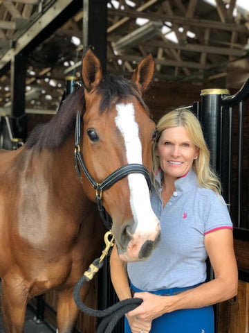 Four-time Olympic Dressage Rider Ashley Holzer Joins Haygain USA Team
