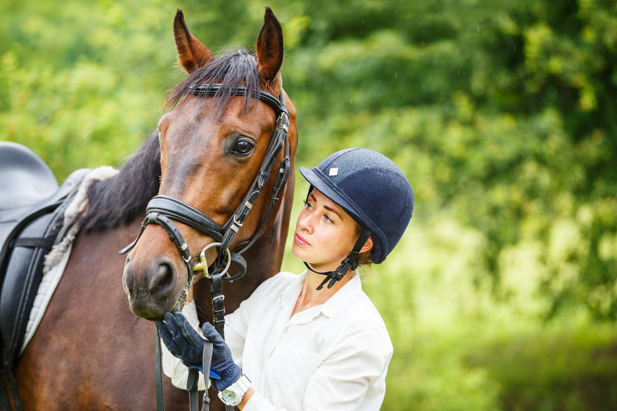 My horse has a cough, how can Haygain help?