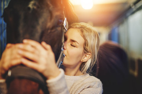 When It Comes to Horse keeping, True Love is Clean Air