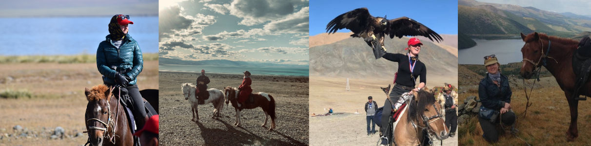 Meet Katy Willings - Mongolian horse enthusiast and adventurer