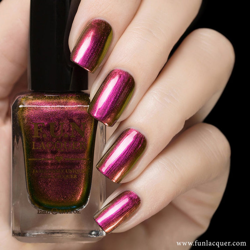 Unconditional Love Multichrome Nail Polish