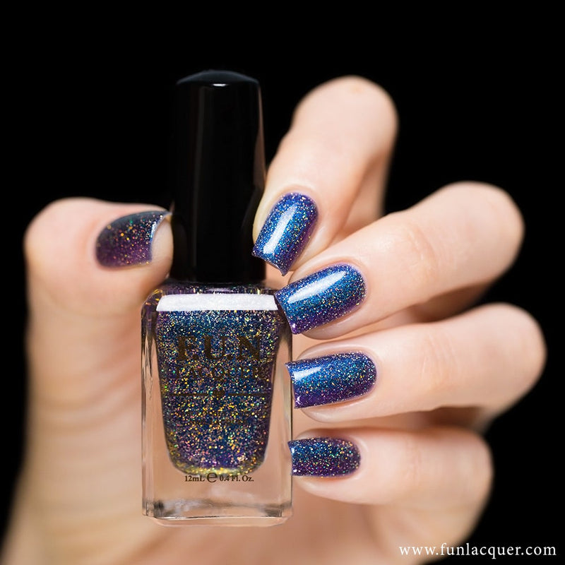 Fun Lacquer Frost H Holographic Multichrome 2