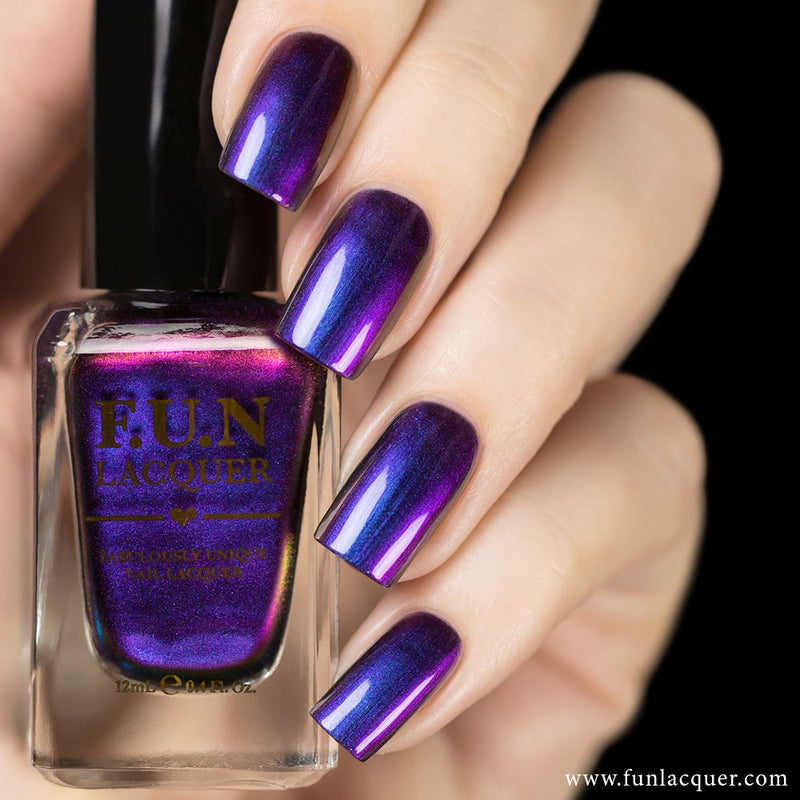 Reunion Multi-Chrome Reunion Nail Polish