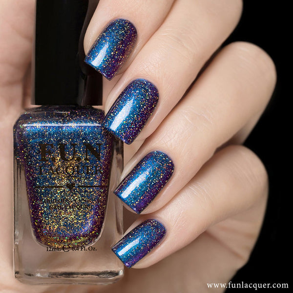 Fun Lacquer Frost H Holographic Multichrome
