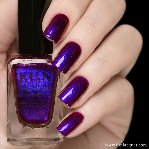 Fun Lacquer Multichrome Cheers To The Holidays
