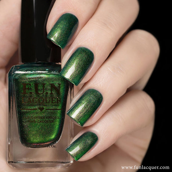 Fun Lacquer Multichrome Desires 1