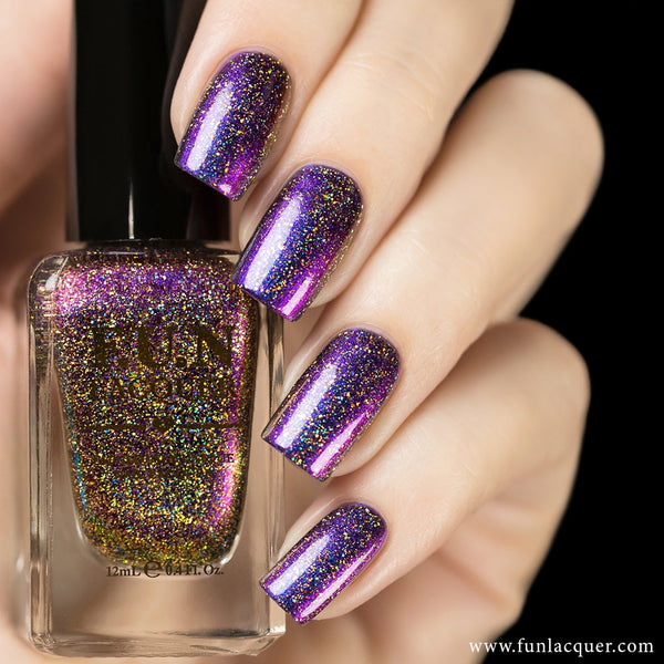 Reunion Holographic Multi-Chrome Reunion (H) Nail Polish